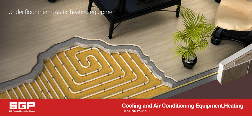 SGP Thermostatic Floor Heating System